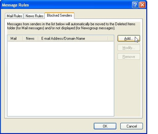 Advanced How to Block an Email Address or an Entire Domain | PTD