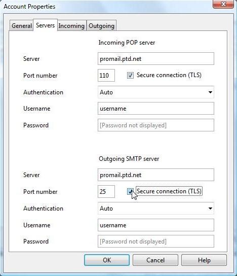 SSL Configure SSL | PTD