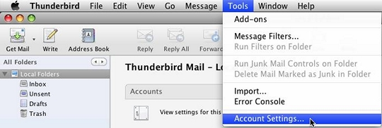 How To Setup Your Email Change Your Email Settings To Use