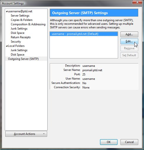 How to Setup Your Email Change your email settings to use SMTP Port