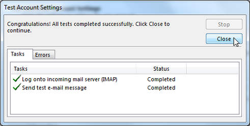 How to Setup Your Email Email software with IMAP   PTD