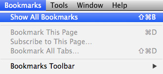 Web Browser Support Importing and Exporting Favorites/Bookmarks | PTD