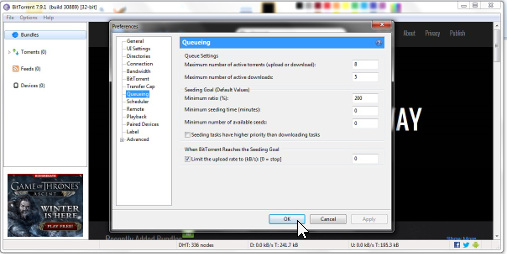 bitTorrent step 4
